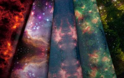 Collection de l'espace