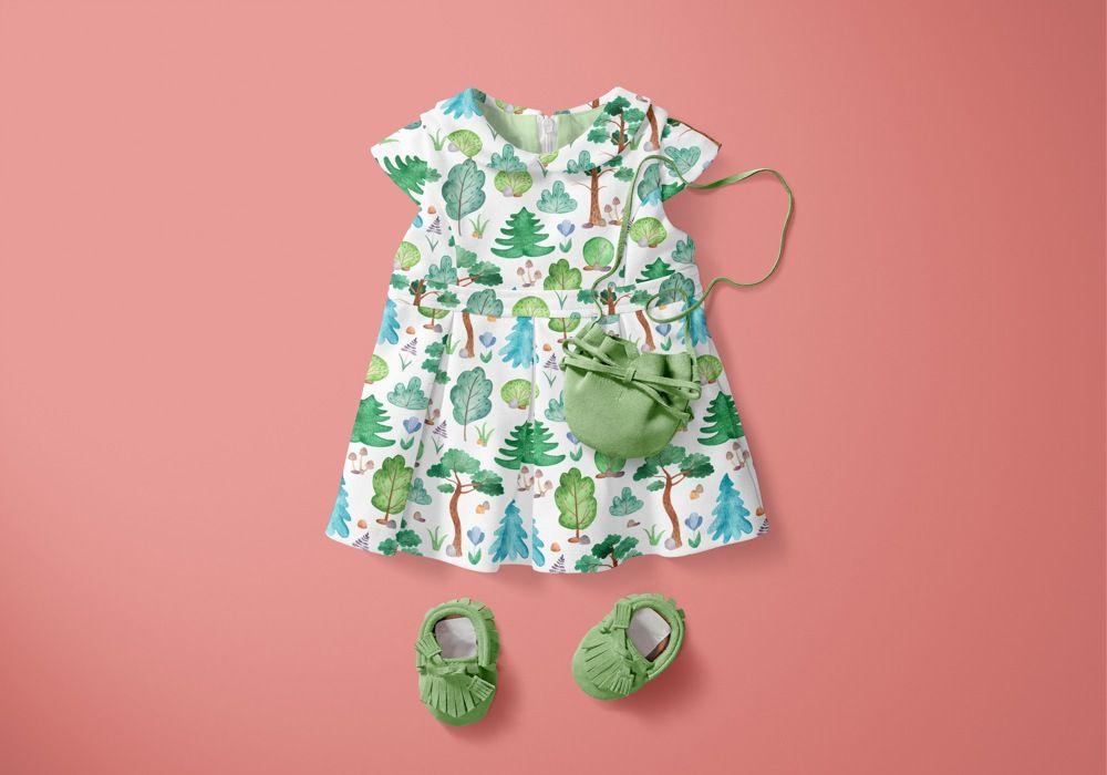 sukieneczka dla dziecka