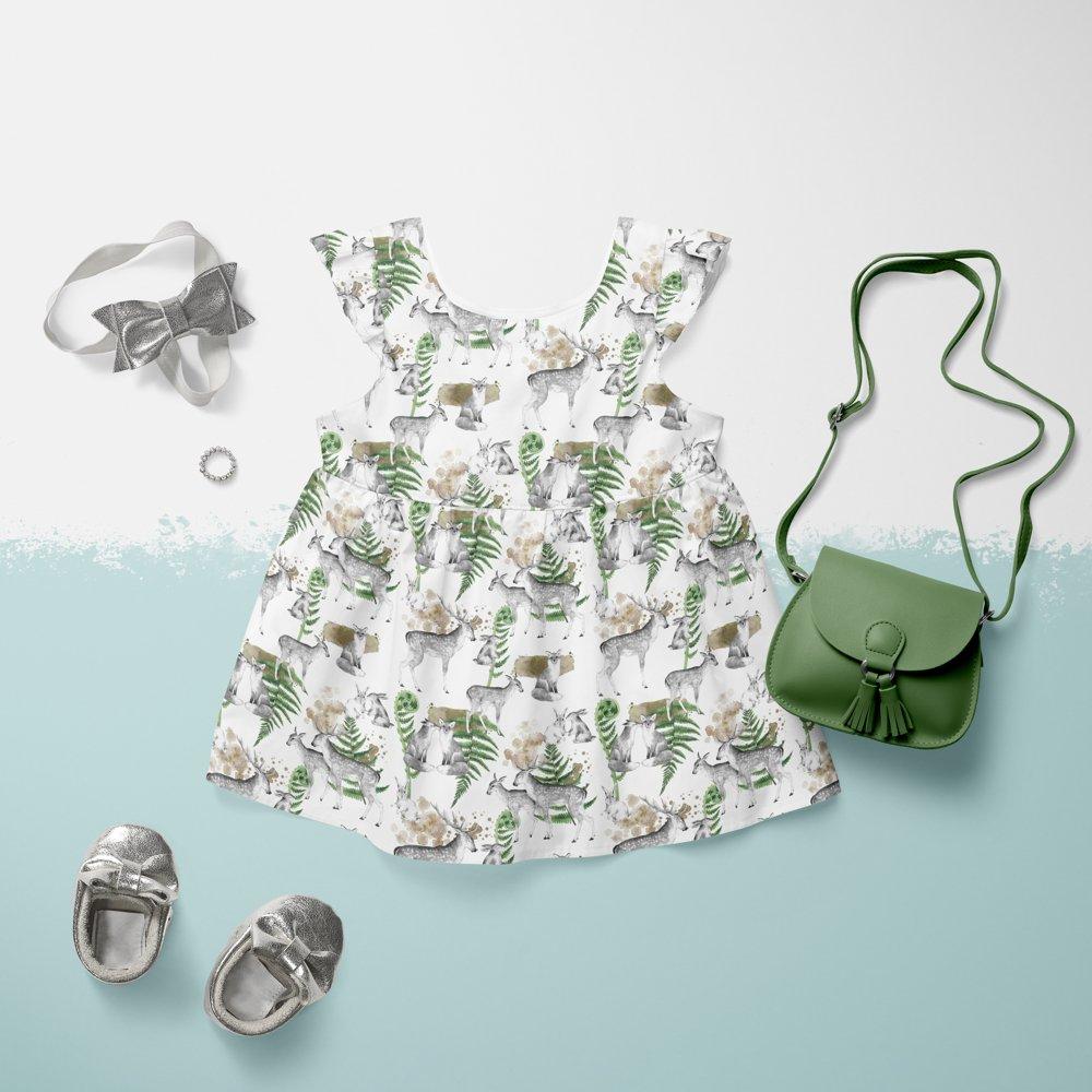 robe en lin, bambou, coton premium